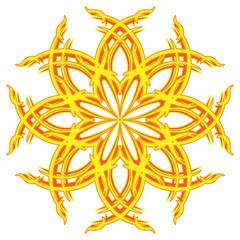 Mandala sign
