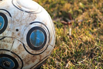 soccer or football ball may be use for ilustration