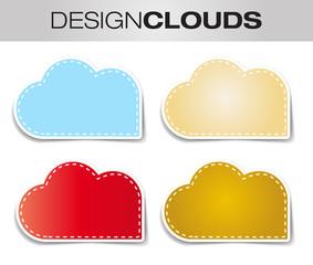 design clouds