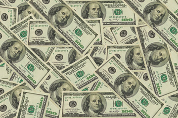 texture dollars background
