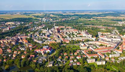 nysa city center