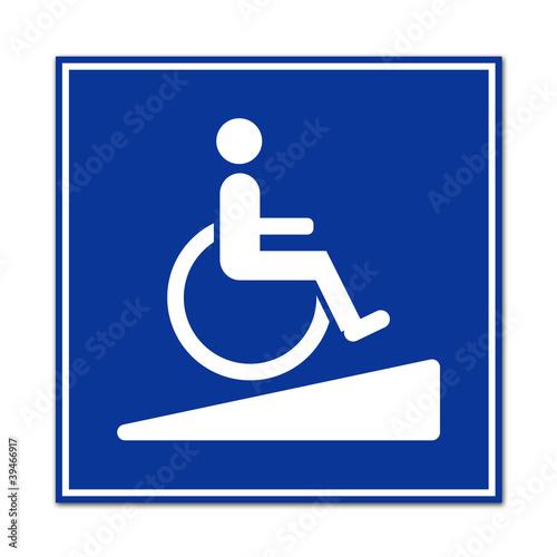 Discapacitado en silla de ruedas - 5 7
