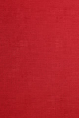 High resolution red woven texture