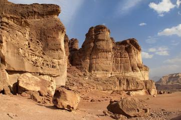 Timna  Park, Arava Desert