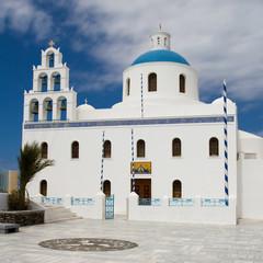 Wall Mural - Greek orthodox church