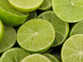 fresh slices lemon