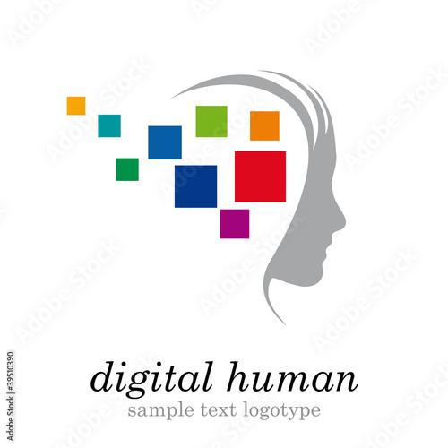 quotlogo digital generation vectorquot stock image and royalty