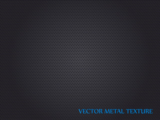 Metal Carbon Dark Seamless Pattern
