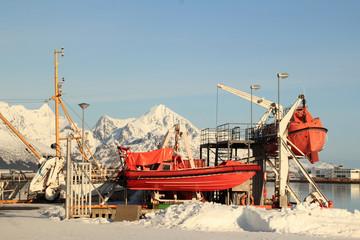 Arctic Rescue in Lofoten