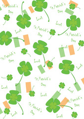 St. Patrick's Day Backgroung