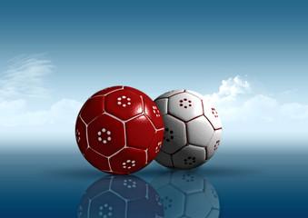 Twin Soccer Ball