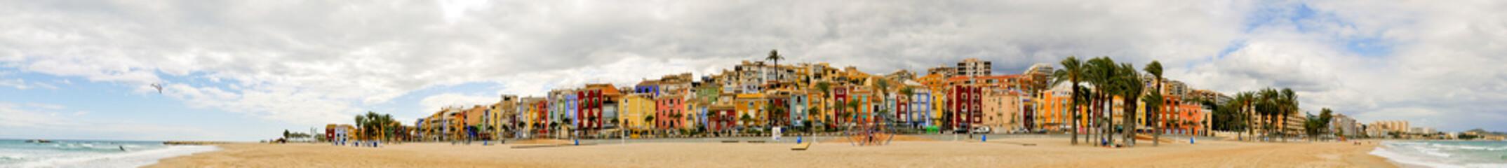Fototapete - Panorama Spanien