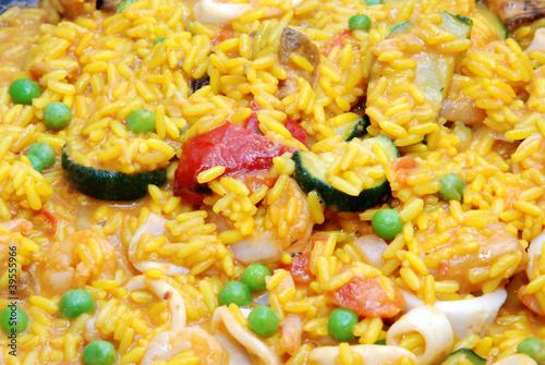 Paella Di Pesce E Verdure Immagini E Fotografie Royalty Free Su