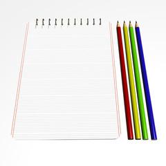 Pencils notebook2