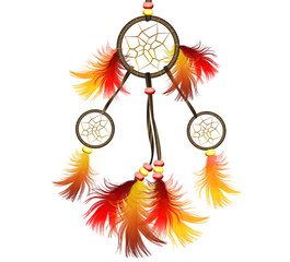 Big bright dreamcatcher