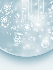 Christmas Wish Card. EPS 8