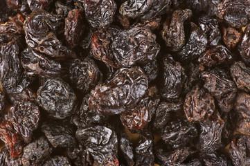 Raisins close-up