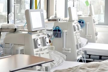 Dialyse Blutreinigung Dialysetherapie