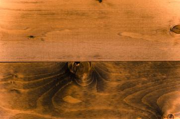 Wall Mural - Brown wood texture