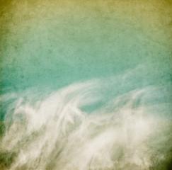 Wall Mural - Wispy Vintage Clouds