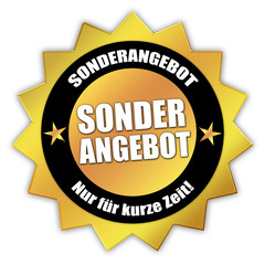 """Siegel """"Sonderangebot"""""""