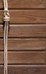 ship rope.