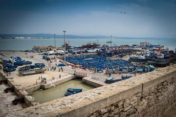 Essaouira, old Portuguese city in Morocco (1)