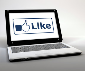 "Mobile Thin Client / Netbook ""Social Network / Like"""