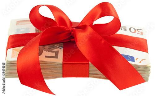 billets cadeau noeud rouge photo libre de droits sur la banque d 39 images image. Black Bedroom Furniture Sets. Home Design Ideas