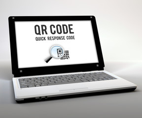 "Mobile Thin Client / Netbook ""QR Code"""