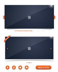 Web design frames