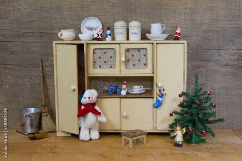 weihnachten rustikal im landhausstil stockfotos und lizenzfreie bilder auf bild. Black Bedroom Furniture Sets. Home Design Ideas