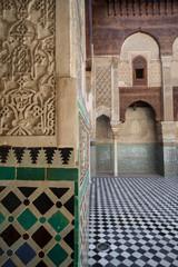 Al-Qarawiyyin Mosque, Fes(Fez), Morocco (8)