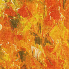 Abstract background, oil paints