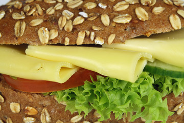 Käse-Sandwich III