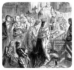 Medieval Royal Wedding