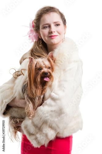 PHOTO OF GIRLS ЙОРКШИРСКИЙ