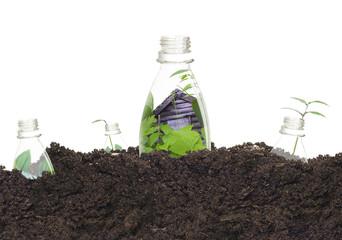 Ecological Plastic Bottles