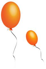 ballon orange
