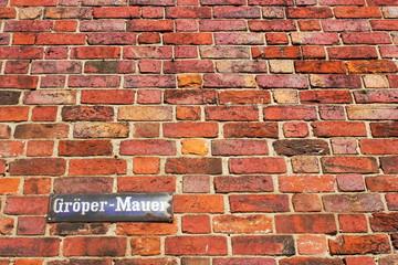 Gröper-Mauer
