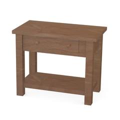 3d render of blacksmith table