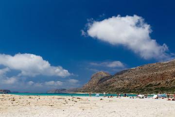 gramvousa plaża