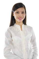 Pan Asian woman