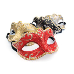 Some Masquerade mask on white