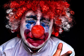 0e70752c0 Sad Clown stock photos and royalty-free images, vectors and ...