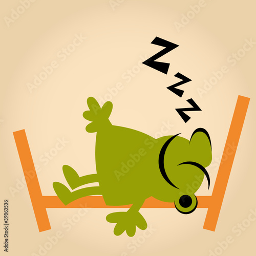 Schlafen Bett Stock Image And Royalty Free Vector Files On Fotolia