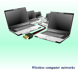 Vector readily available computer networks
