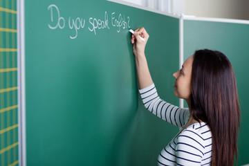 englisch unterricht
