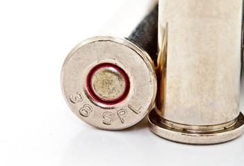 .38 special revolver handgun bullets