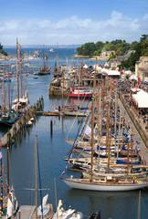 maritime feast in brittany douarnenez
